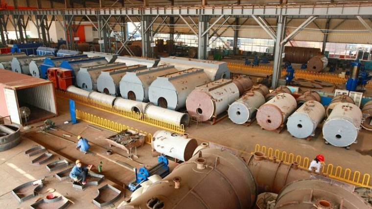 Boiler Steam Amalgamation Safety Requirements