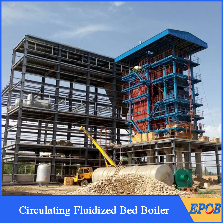 Circulating Fluidized Bed Boiler