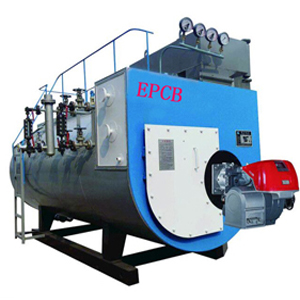 Dual Fuel Fired Boiler