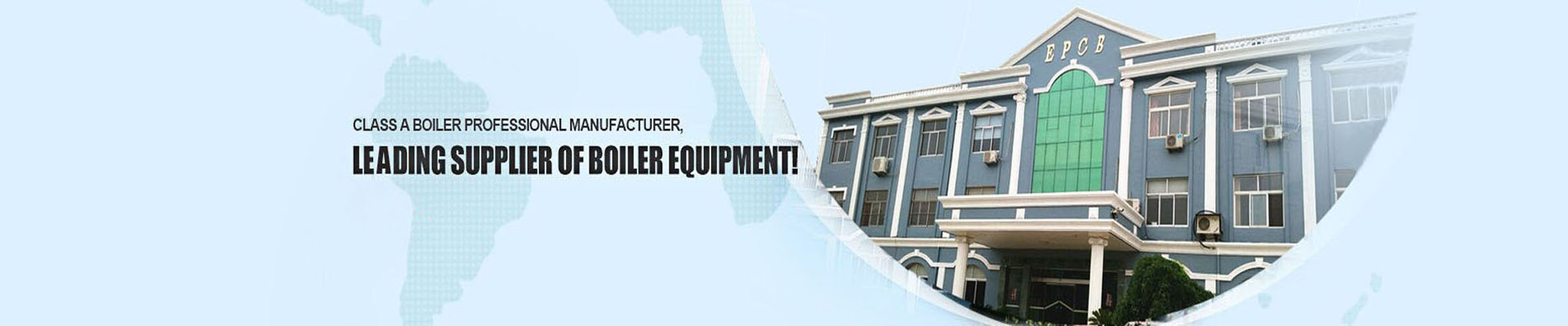 EPCB China Industrial Boiler Manufacturer Supplier Factory Exporter