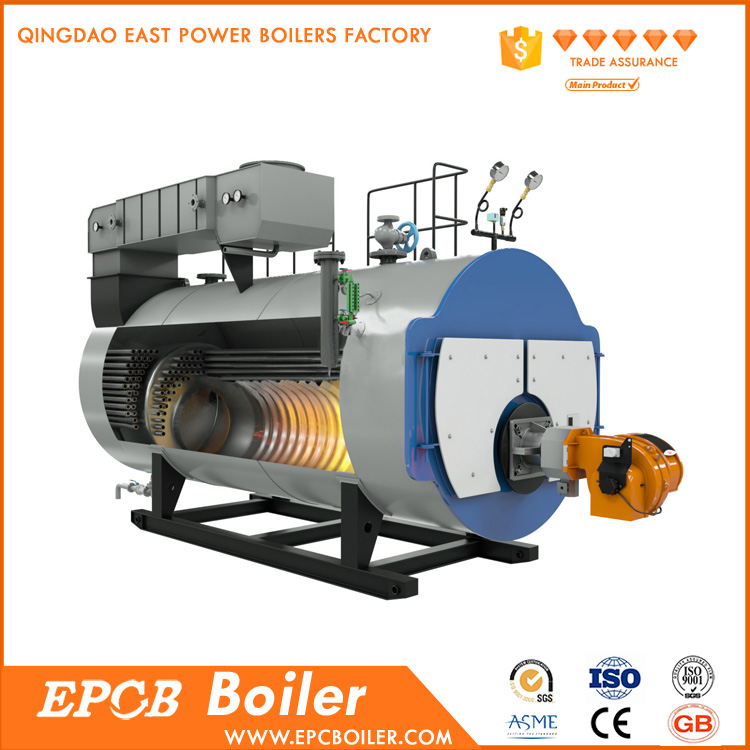 EPCB Energy Saving Oil Fired Condensing Steam Boiler
