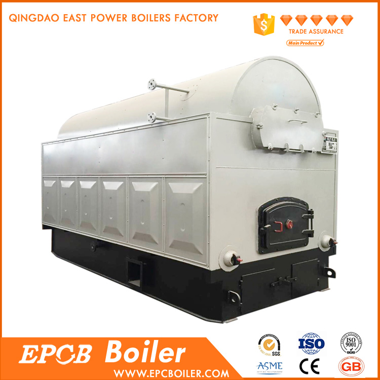 EPCB High Efficiency Fixed Grate Wood Fired Steam Boiler