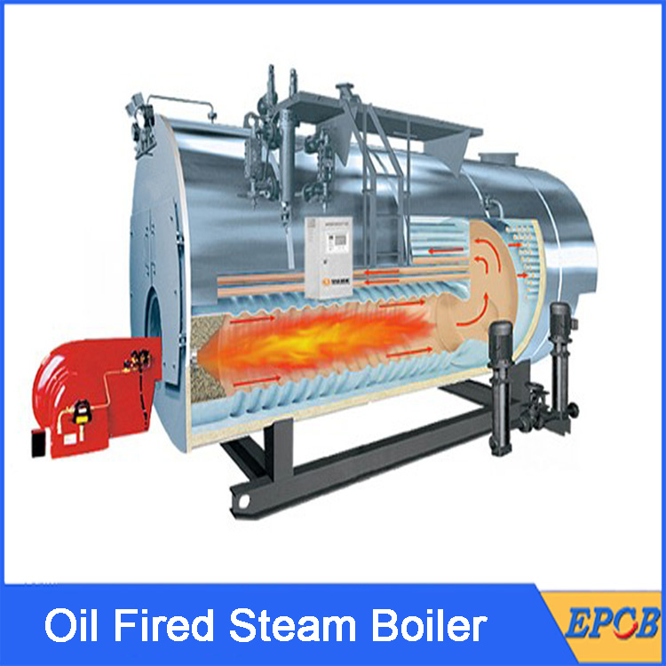 Grade A Manufacturer Horizontal Oil Gas Thermal Oil Boiler - China ...