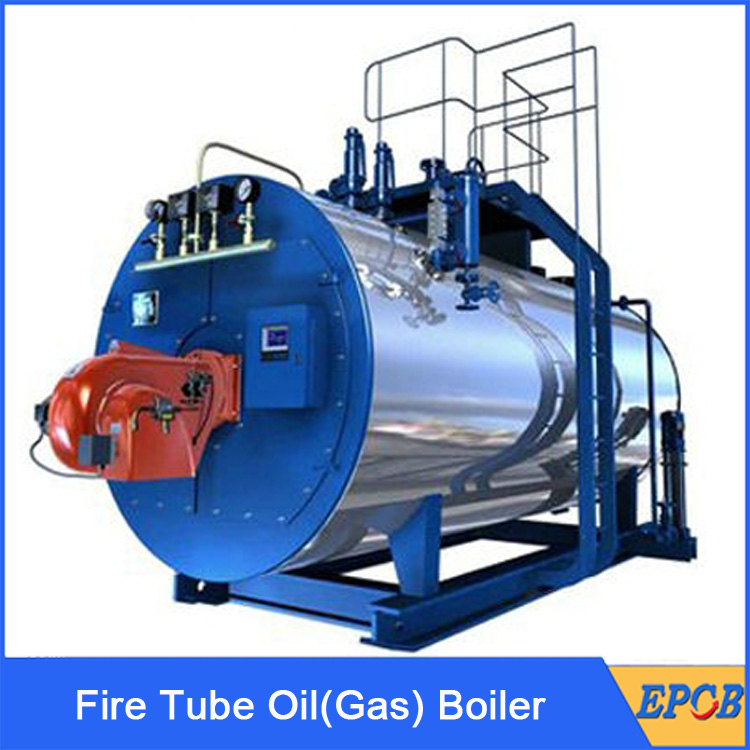 Fire-Tube-Oil-Gas-Boiler
