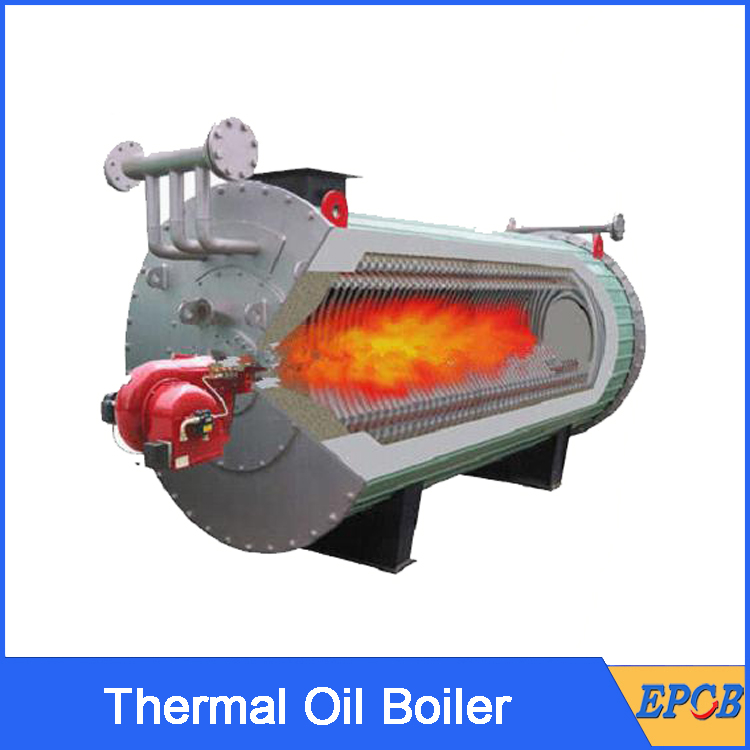 Horizontal Gas Fired Thermal Oil Boiler - China Best Industrial ...