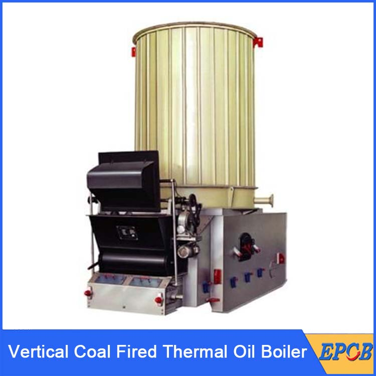 EPCB Vertical Coal Fired Thermal Oil Boiler - China Best Industrial ...