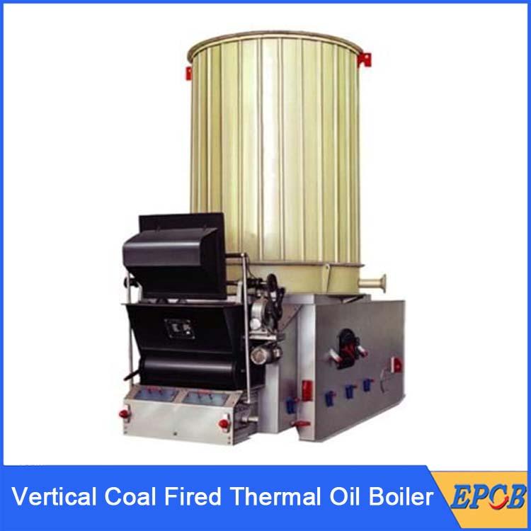 Vertical Coal Fired Thermal Oil Boiler
