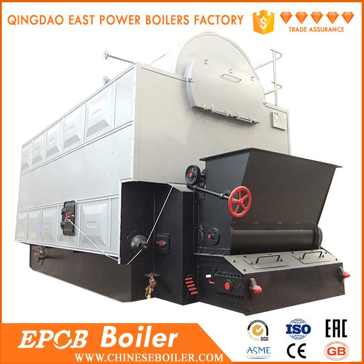 EPCB ISO Certificated High Quality Energy Saving Pellet Boiler