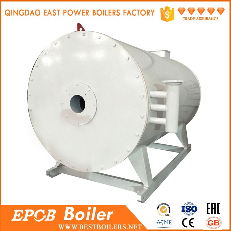 EPCB ISO Certificated High Quality Gas Fired Hot Oil Boiler
