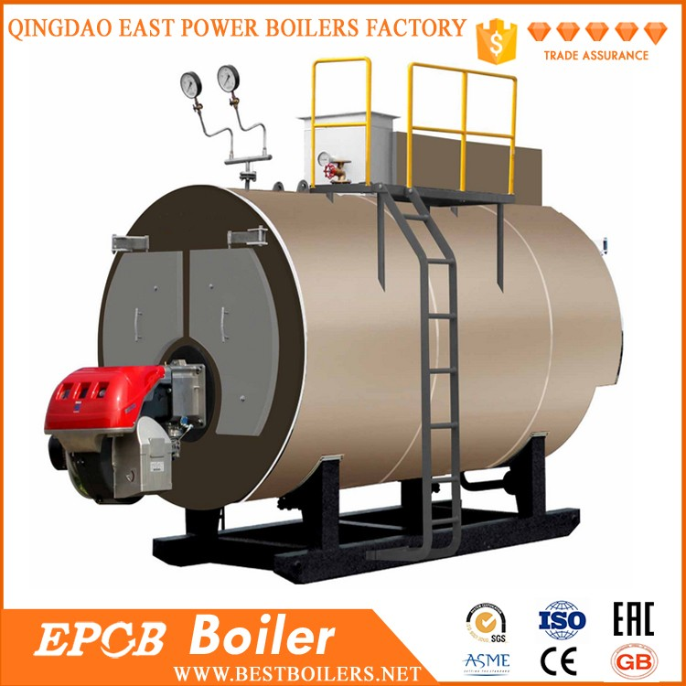 Epcb Iso Certificated High Quality Horizontal Fire Tube
