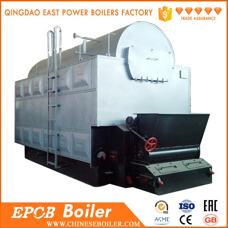 EPCB ISO Certificed High Quality Chain Grate Coal Boiler