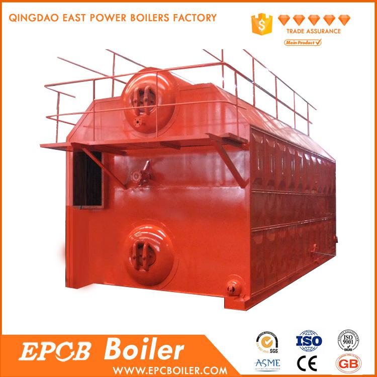 EPCB High Efficiency Low Pressure Industrial Biomass Pellet Steam Boiler For Sale