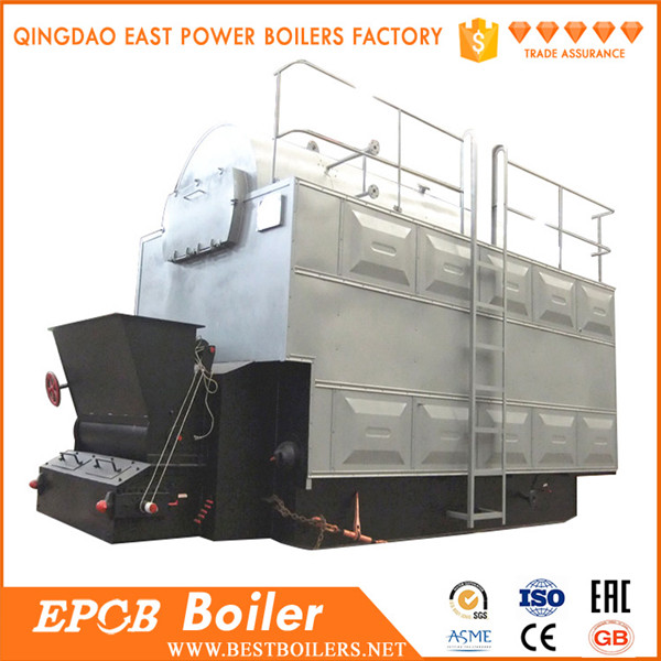EPCB High Quality Industrial Chain Grate Rice Husk Fired Boiler