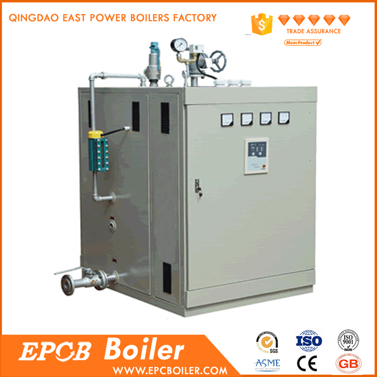 Full Automatic Factory Price Industrial Electric Steam Boiler with PLC Control System