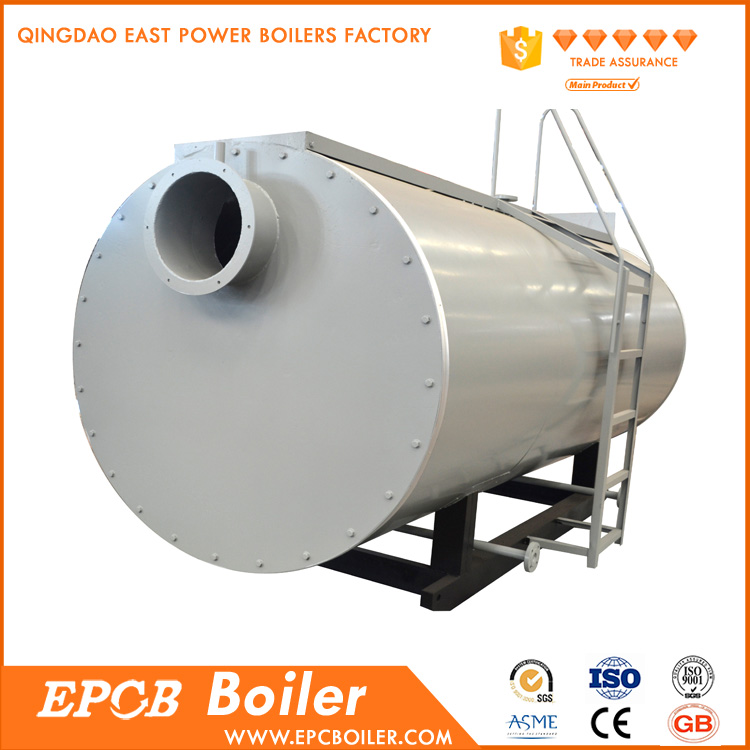 Hot Sale Horizontal High Efficiency Steam Industrial Gas Boiler