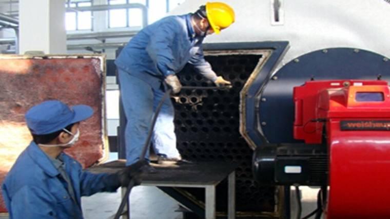 The Maintenance of Steam Boiler